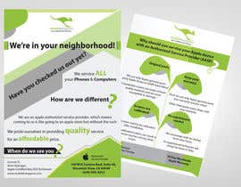 #11 for Direct Mail - Flyer by Jahid