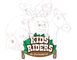 #17 for diseño de logotipo Grande e Ilustracion infantil para imprimir en plotter by graficojulian