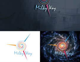 #558 for Design a Logo and Name - Milky Way by apixelcreator