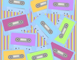 #8 for I need some retro 80's sock designs by PetarJaksic