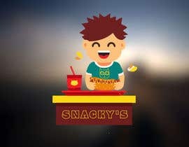#12 for Design a Logo for Snacky's by sayeedf1