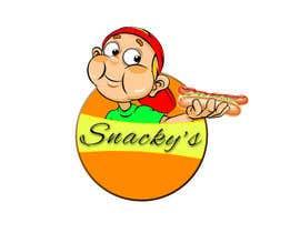 #21 for Design a Logo for Snacky's by vmpetkov90