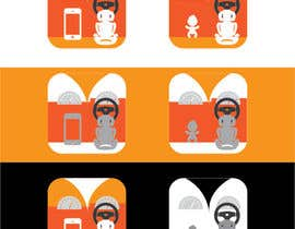 #2 for Iphone App Icon Design by fulltimeworking