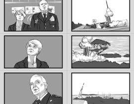 #7 for STORYBOARDS FOR TV SHOW - 4 SCENES - urgent by shustovalada