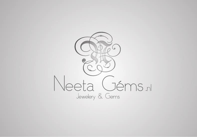 Logo Design for Nita Gems için 562 numaralı Yarışma Girdisi