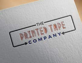 #86 for Design a Logo for The Printed Tape Company by mamunNrl3