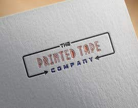 #87 for Design a Logo for The Printed Tape Company by mamunNrl3