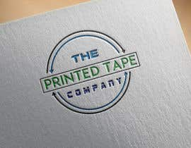 #92 for Design a Logo for The Printed Tape Company by mamunNrl3