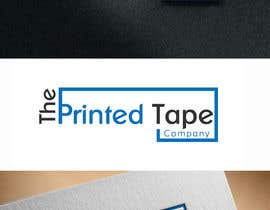 #61 for Design a Logo for The Printed Tape Company by LogoExpert69
