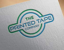 #98 for Design a Logo for The Printed Tape Company by LogoExpert69