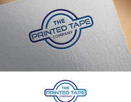 #116 for Design a Logo for The Printed Tape Company by LogoExpert69