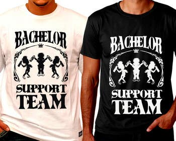 #13 for Bachelorparty T-shirt by ozafebri