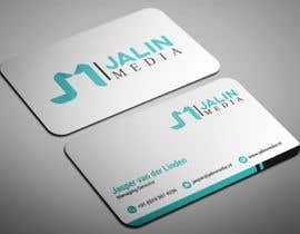 #3 for Ontwerp enkele Visitekaartjes voor Jalin Media by smartghart