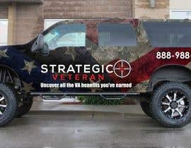 #230 for Vehicle wrap design - military by dtprethom