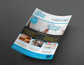 #16 for Create a flyer for a cleaning service by maheshkadudhasu