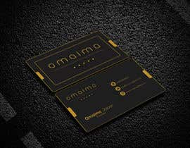 #142 for Make a businnes card by KabirJoy
