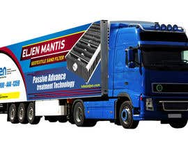 #13 for Eljen Mantis, Vinyl Truck Wrap by hodward