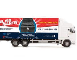 #39 for Eljen Mantis, Vinyl Truck Wrap by hodward