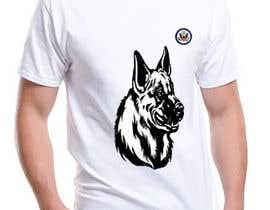#61 for Dogs TShirt by Ibrahimbhuyinbd