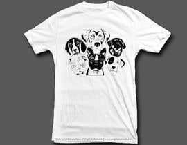 #40 for Dogs TShirt by elmerdom