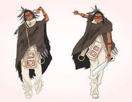 #14 for Concept Art : Native Americans by vynnymax