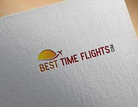 #51 for Logo for website www.besttimeflights.com by reazapple
