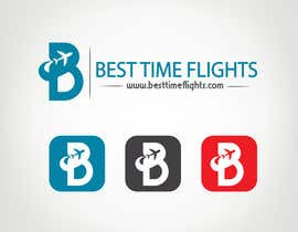 #9 for Logo for website www.besttimeflights.com by Fastwork0