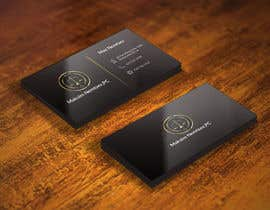 #219 for Design some Legal Business Cards by mdhelaluddin11