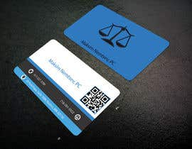 #251 for Design some Legal Business Cards by hafijfreelancer