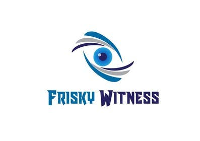 #21 for Design a logo - Frisky Witness by jetsetter8