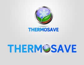 nº 130 pour Logo Design for THERMOSAVE par janilottering