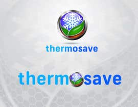 nº 132 pour Logo Design for THERMOSAVE par janilottering