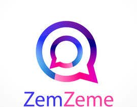 #39 for Design a mobile app Logo: ZemZeme by osmansahed