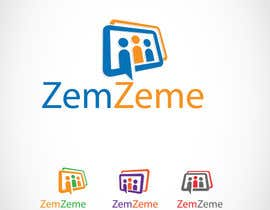 #40 for Design a mobile app Logo: ZemZeme by osmansahed