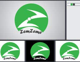#26 for Design a mobile app Logo: ZemZeme by anwera