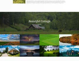 #9 for Design a Website Mockup for a Cottage by Dream0N