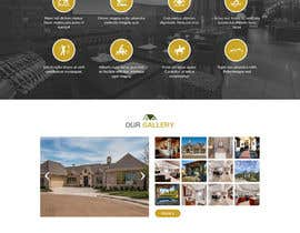 #14 for Design a Website Mockup for a Cottage by creationidea