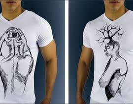 #24 for Diseñar una camiseta by johnnymogolln