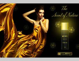 #189 for Design a background for my perfume by VladBalusescu