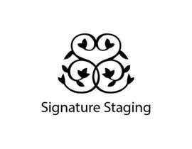 #149 for Design a Logo for Signature Staging by OlgaCV