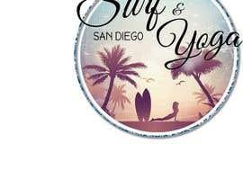 #8 for Logo design-  Costa Rica Surf and Yoga website by esme1974