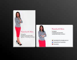 #19 for InspiredLdy Business Cards by imtiazmahmud80