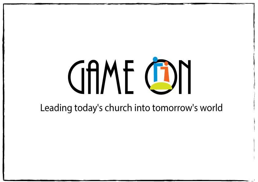 Конкурсная заявка №98 для Logo Design for Game On