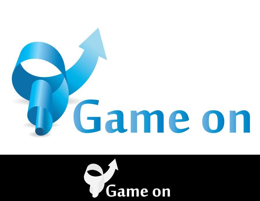Konkurrenceindlæg #272 for Logo Design for Game On
