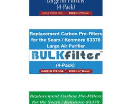 #8 for Update package labels with new logo and font for templates in Word for printing by mohamedgamalz