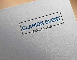 #75 para Design a logo for Clarion Event Solutions por neostardesign709