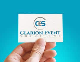 #100 para Design a logo for Clarion Event Solutions por perfectdesign007