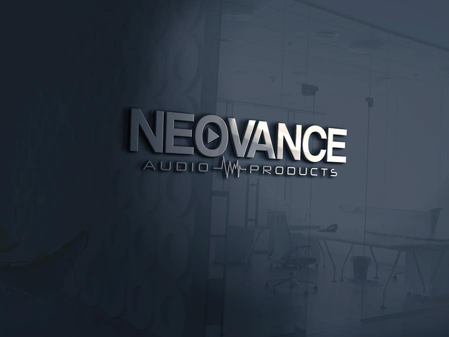 Contest Entry #50 for Neovance - Logo for Earphone Company