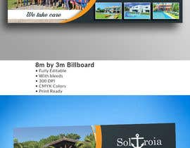#102 for Billboard Advertising - Holiday company by rayhansumon