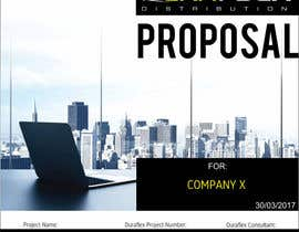 #2 for Graphics design! Design a corporate business proposal template by aturgut